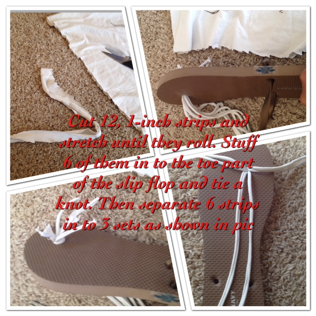 Flatter your feet!! (3/6)