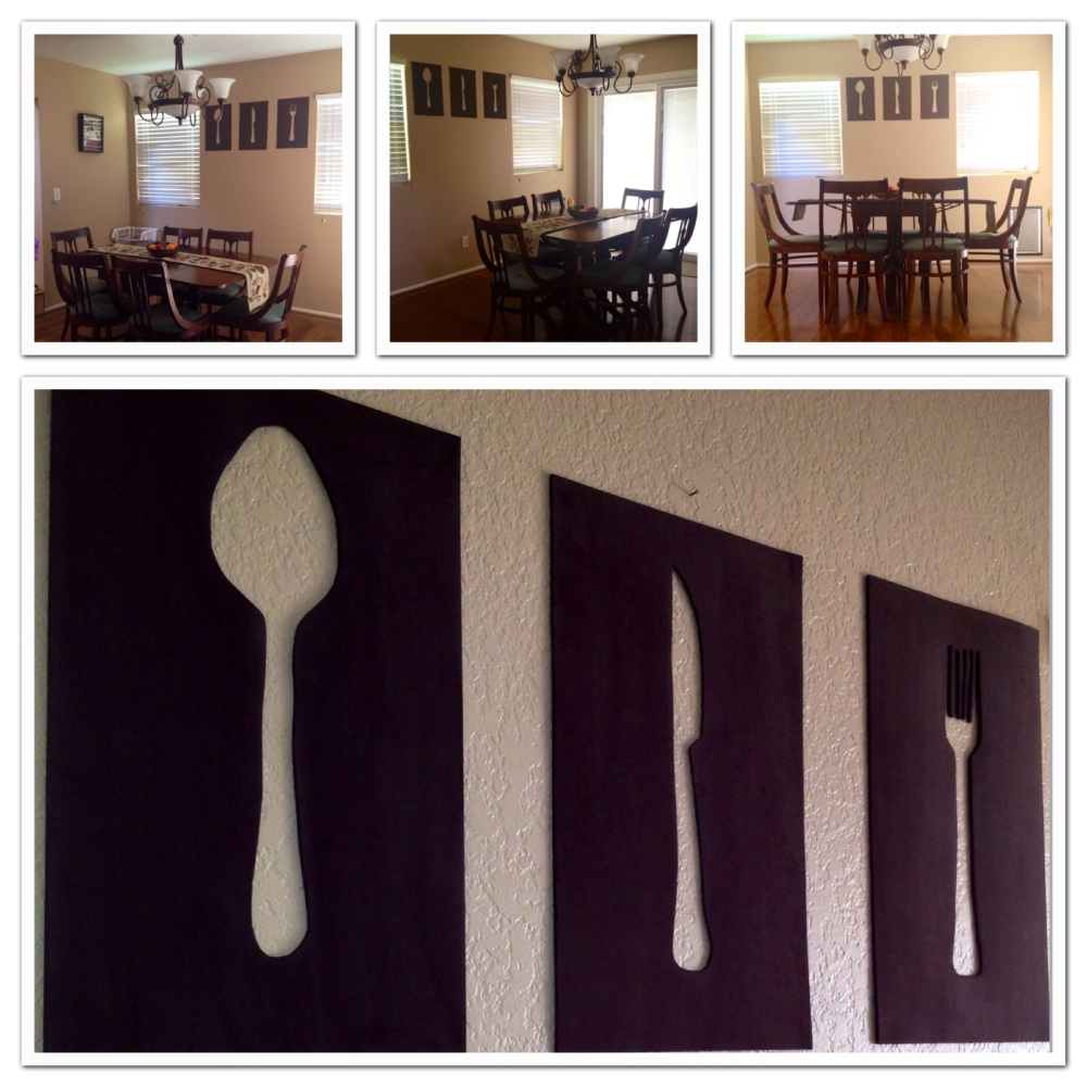 Dining Room Decor!! (3/6)