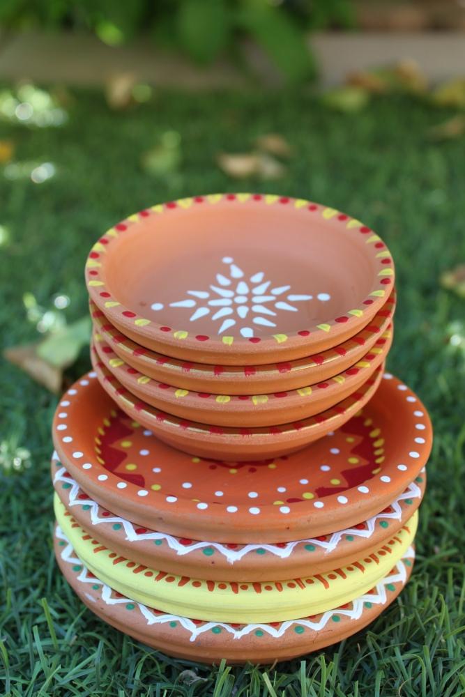 DIY Diwali Diya (5/5)