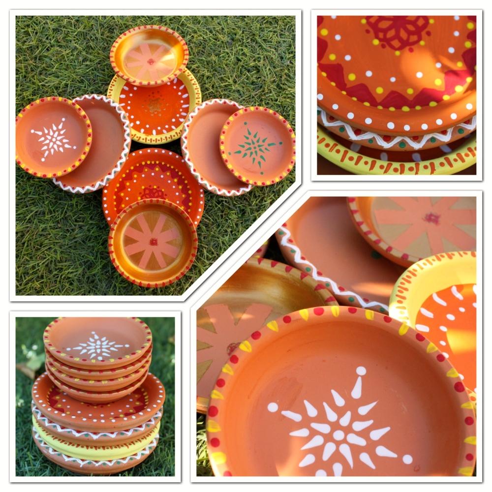 DIY Diwali Diya (1/5)
