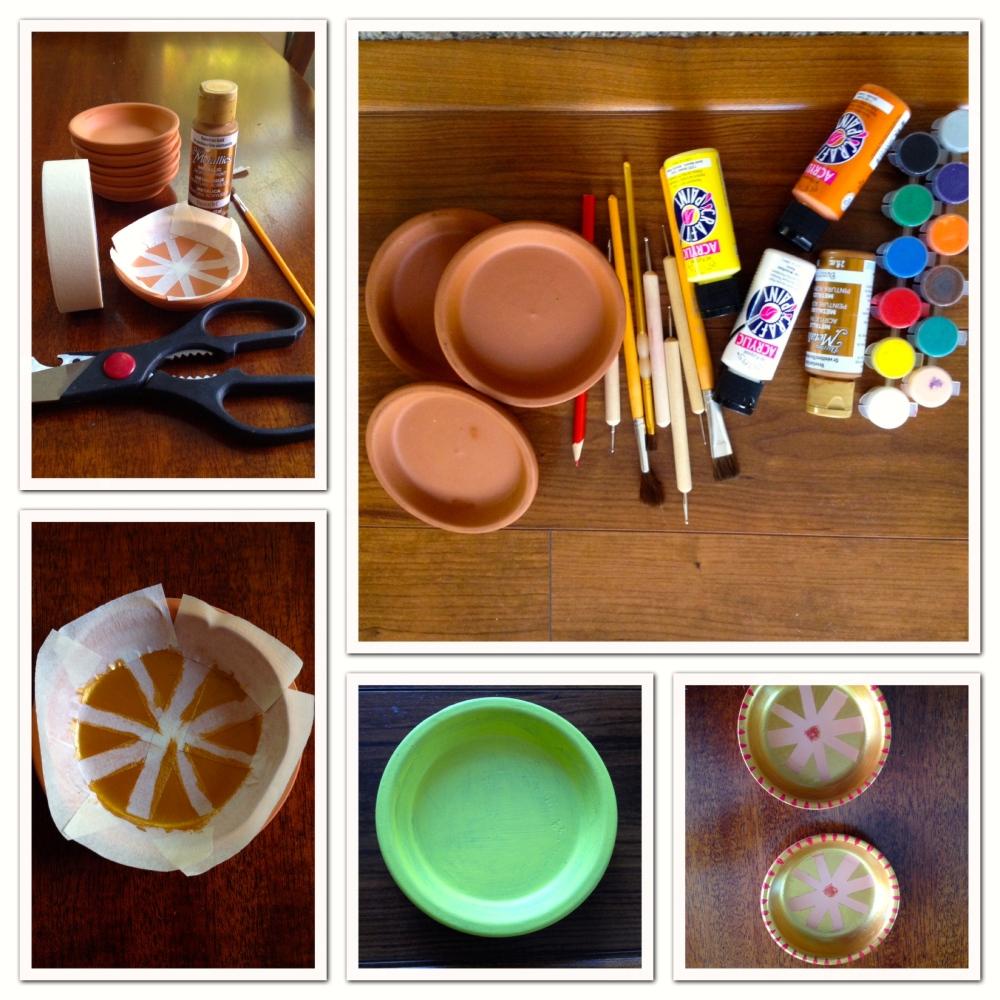DIY Diwali Diya (4/5)
