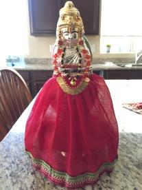 DIY varalakshmi pooja | CREATIVE ME