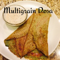 Multigrain Dosa Batter!