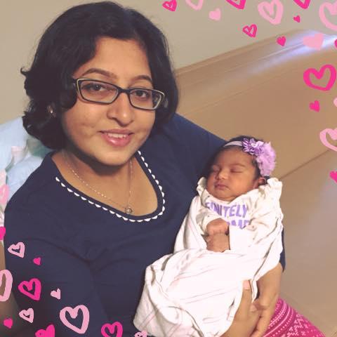 sisira and me