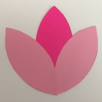 Paper Lotus Wall Art!